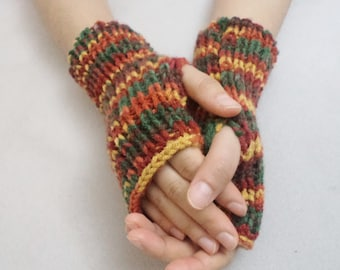 Knitting Gloves Women accessories discount Winter Gloves Multicolore gloves winter gifts miittens warm Hand warmers holiday gifts