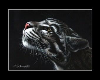 Wildlife Print Leopard by Irina Garmashova