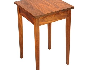 Custom Order Shaker Style Occasional Table, End Table, Plant Stand