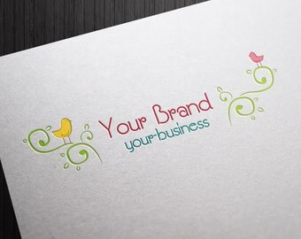 Premade Logo for Photographers & Small Business Owners