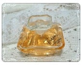 Miniature Vintage Tresor Perfume Bottle by Lancome Vanity Collectible PF1810a-032313000
