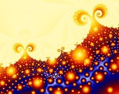 Sunny Day on Planet Whatchamacallit digital file Fractal - PrettiNeat
