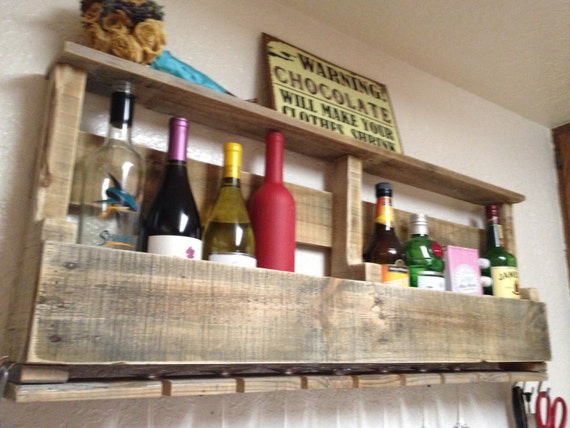 How To Buy Wall Mounted Wine Rack : How To Buy Wall Mounted Wine Rack : Pallet Wine Rack Wall Mounted