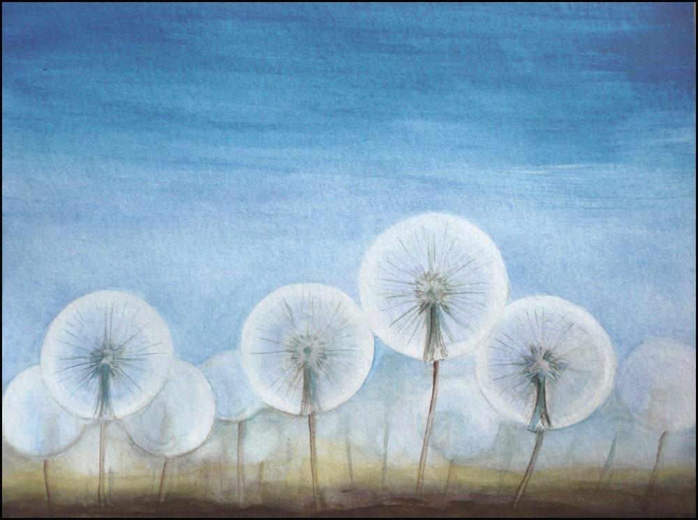 Rsultats de recherche dimages pour dandelion painting