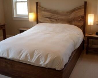 Custom Beds & Nightstands