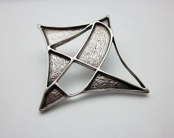 Vintage Polish Modernist Pendant by Warmet (1970s)