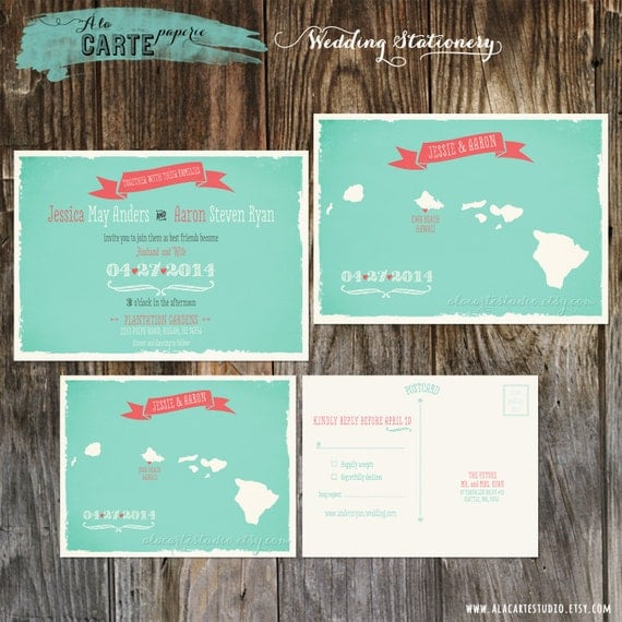 Hawaii Wedding Invitations absolutely amazing ideas for your invitation example