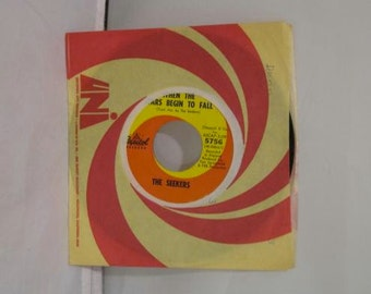 The Seekers 45 Record
