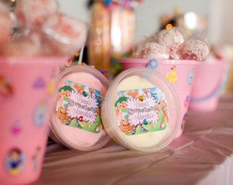 65 (8oz) Cotton Candy party favors