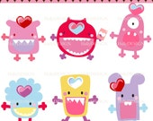 cute monster love