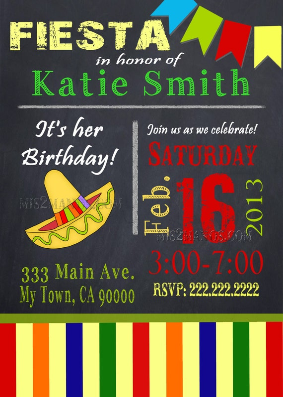 Mexican Baby Shower Invitations for great invitation sample