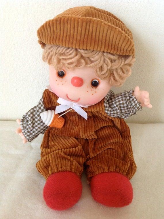 80s Toy Dolls : Vintage s ice cream doll