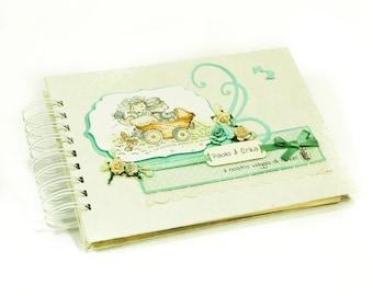 wedding sweet cute guestbook
