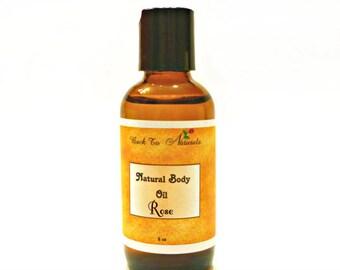 Natural Body Oil - Lavender Rose Body Oil - Aromatherapy Body oil - Bath and Massage Oil