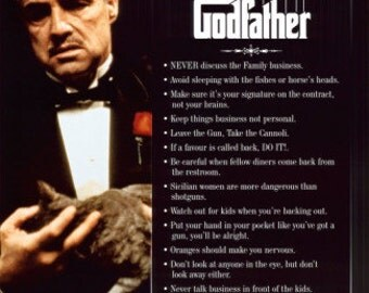 Popular Items For Vito Corleone On Etsy