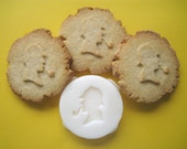 SHERLOCK inspired COOKIE STAMP recipe and instructions - make your own inspired cookies