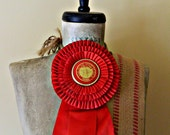 Ohio State vintage horse show ribbon