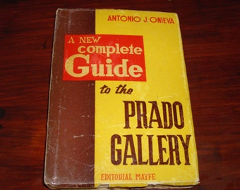 Complete Guide to the Prado Gallery Madrid