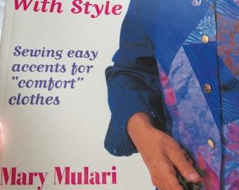 Denim & Chambray by Mary Mulari , Sewing with Denim, Denim Patterns