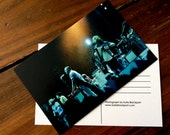 Arcade Fire Postcard - Live in Saskatoon