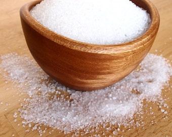 Peppermint Bath Salts, Cooling Bath, Fever Relief, 8 Ounce Epsom Soak