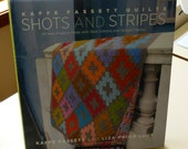 Kaffe Fasset's book, Shots and Stripes, hard cover, brand new