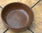 Oregon Black Walnut Bowl FB120