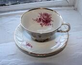 "Beautiful coffee cup, ""Regina"" by Arabia Finland"
