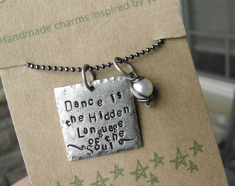 Dancer Necklace
