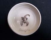 Little Scorpio bowl