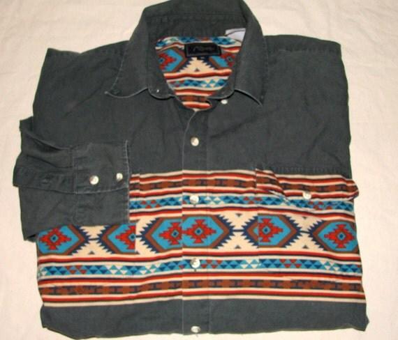 Southwestern Clothing Mens