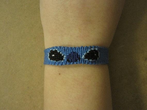 Stitch Friendship Bracelet Stitch Eyes Friendship