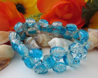 Beautiful Beadweavedl bracelet