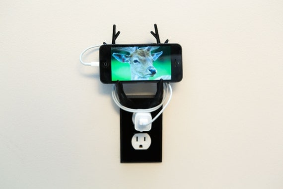 Antlers Outlet Cover