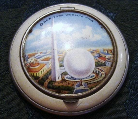 Vintage 1939 New York World S Fair Trylon Amp Perisphere