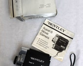 Bentley B-3 Super 8 Movie Camera - Possibly The Worst Super 8 Camera Ever