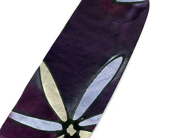 Unique Elegant Handmade Silk Necktie Carrillo