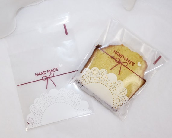 wedding cake slice bags items similar to bakery bag wedding cake slice supplies 24904
