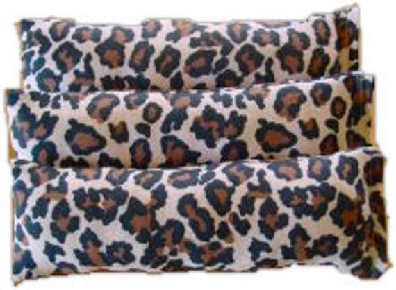 Cat Toys, Honeysuckle Cat Toys - HONEYSUCKLE  BODY PILLOW Cheetah Print