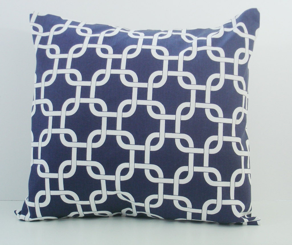 Decorative Pillow Covers 22 X 22 : PILLOW COVER 22 x 22 Decorative Throw Pillows Dark by ThePillowCo