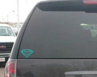 Diamond Decal Sticker
