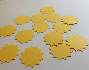 SunShine Table Confetti/Party Decor