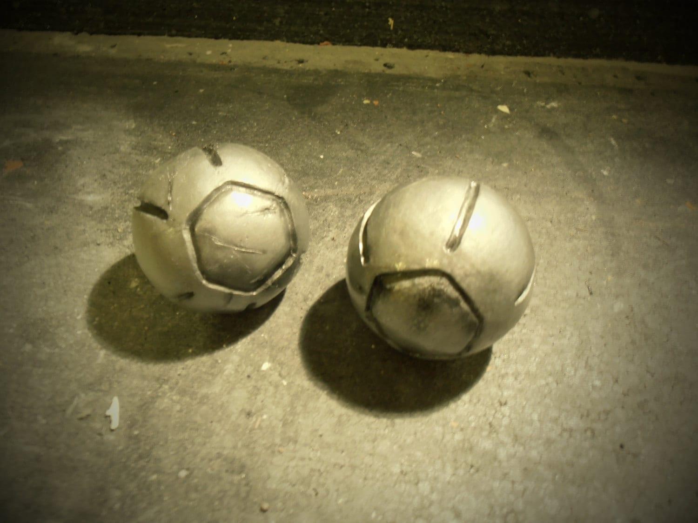Steel ball run for Balls of steel