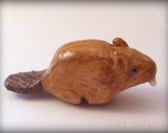 Beaver Totem