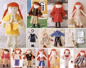Rag Doll and Wardrobe Patterns