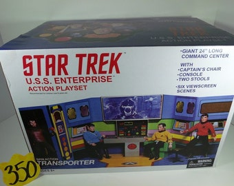 1970's Star Trek Mego USS Enterprise set