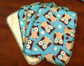 4 pack cloth wipes