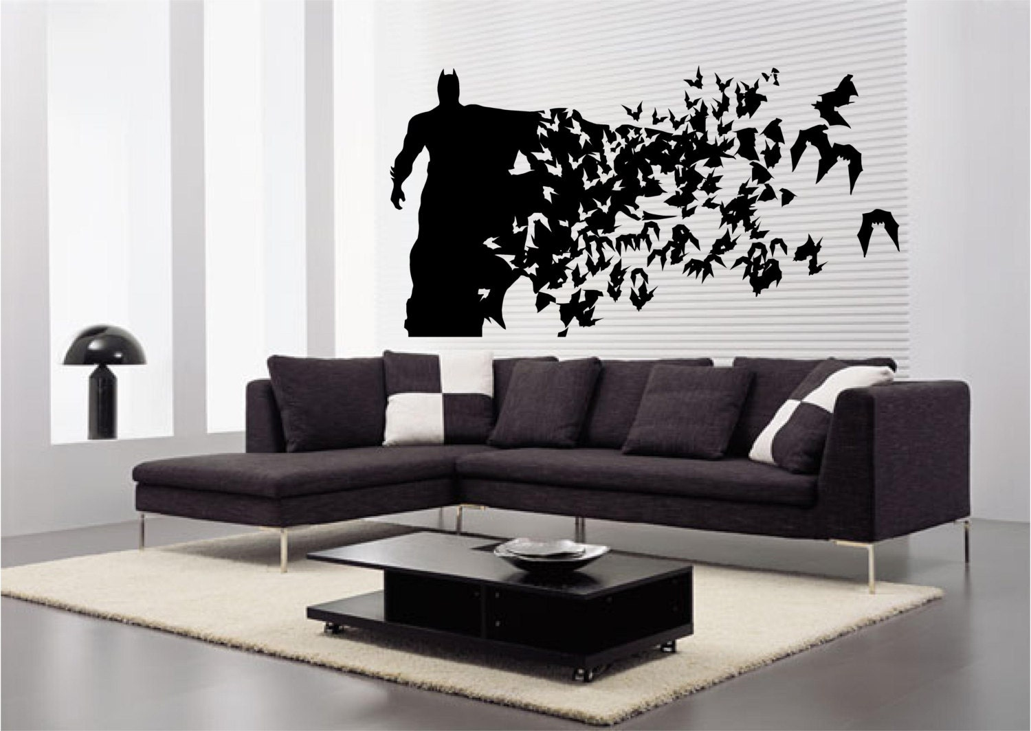 Oversized vinyl wall decals highest quality images
