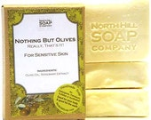 Nothing But Olives Natural Soap