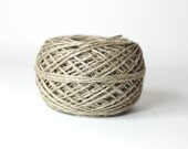 Hemp Yarn - Fine Romanian Hemp Twine - 6-strand Natural